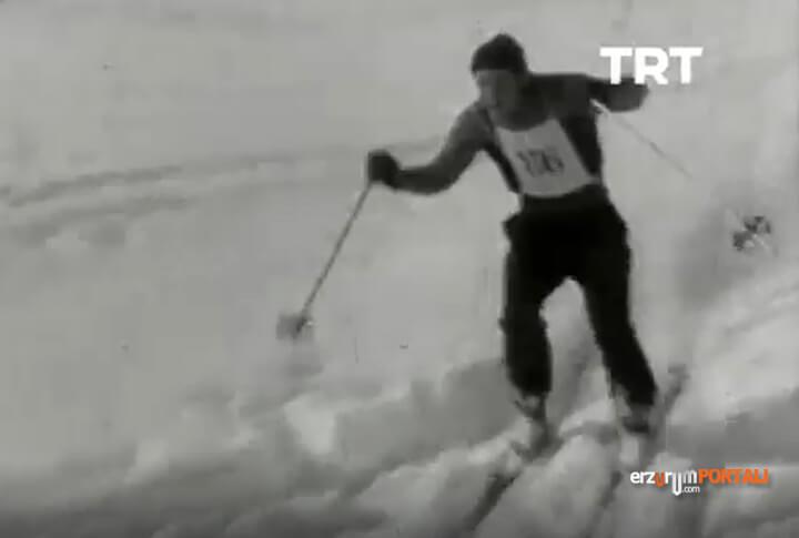 Erzurum'da Kış Sporları