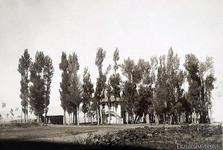Osmanlı Dönemi Erzurum Millet Bahçesi