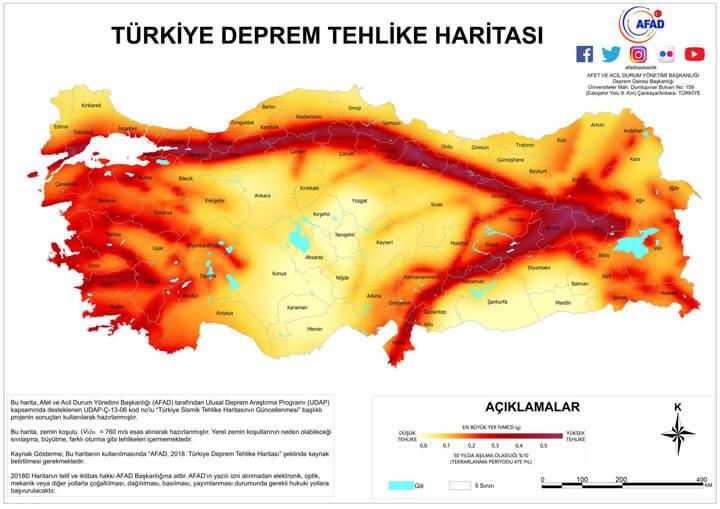 Erzurum Deprem
