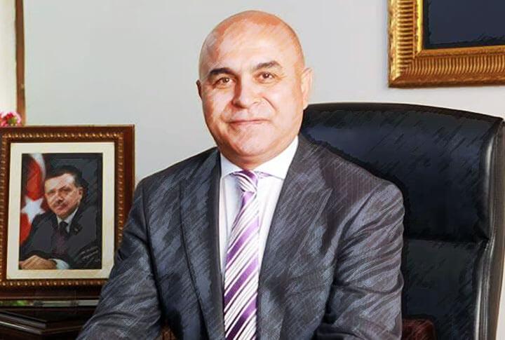 Yakutiye Belediye Başkanı Ali Korkut