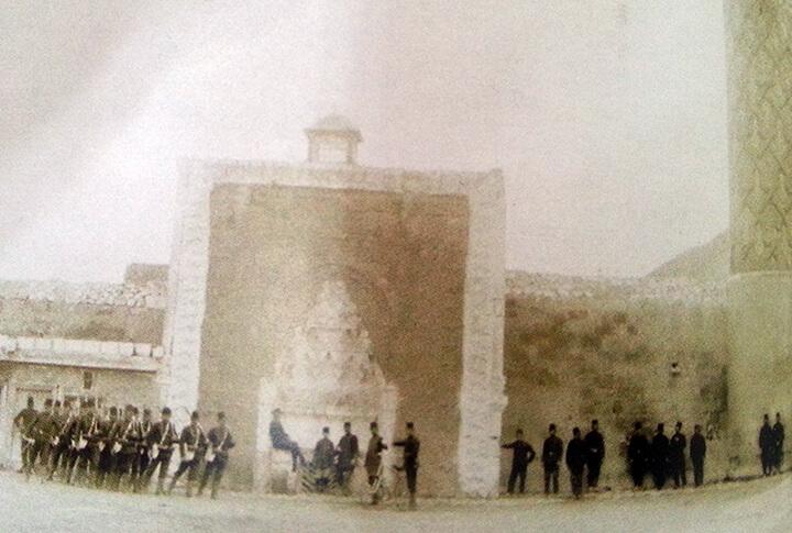 Erzurum Morgov Sarayi Yakutiye Medresesi