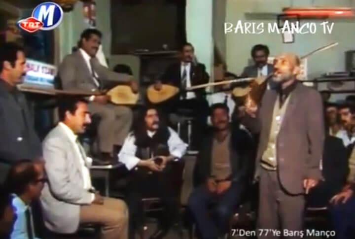 Barış Manço Erzurum