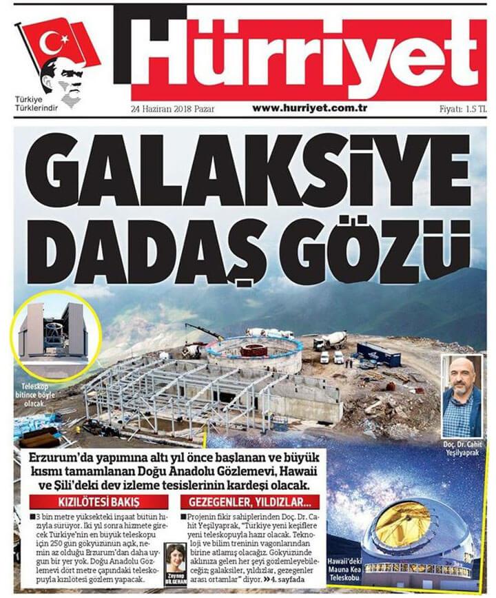 ATASAM Erzurum Gözlemevi