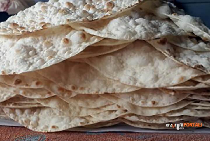 Erzurum Hediyelik Lavaş acem ekmeği