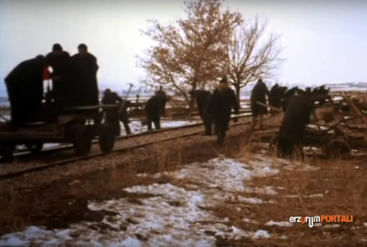 Erzurum'da Çekilen Sinema Filmleri Salkım Hanımın Taneleri