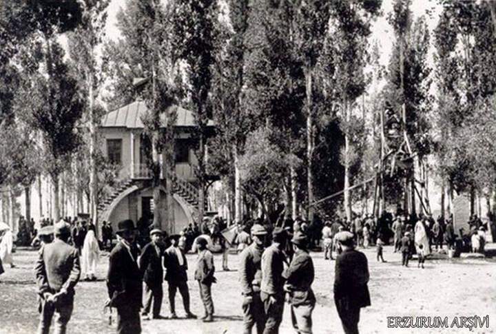 Yusuf Ziya Paşa Köşkü (Nüzhet-ül Hazra) Köşk