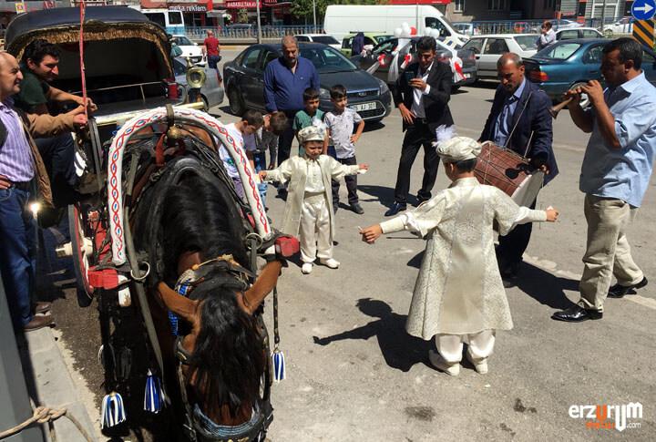 Erzurum Sünnet Düğünleri