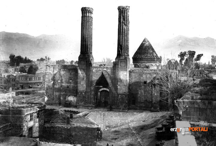Kanuni Sultan Süleyman ve Erzurum