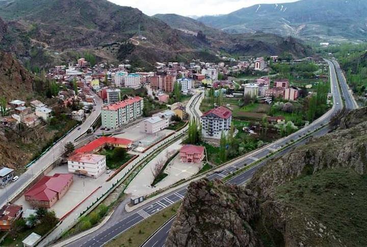 Erzurum İlçesi Tortum