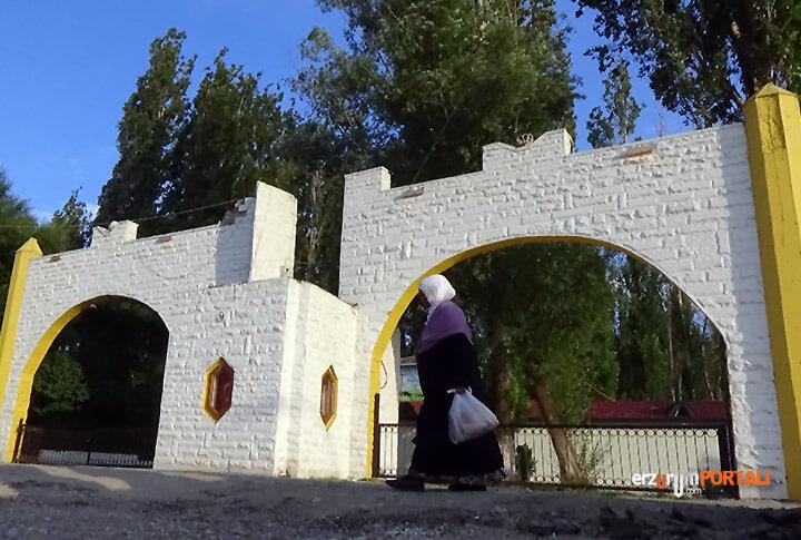 Hasankale Pasinler Kamp Alanı