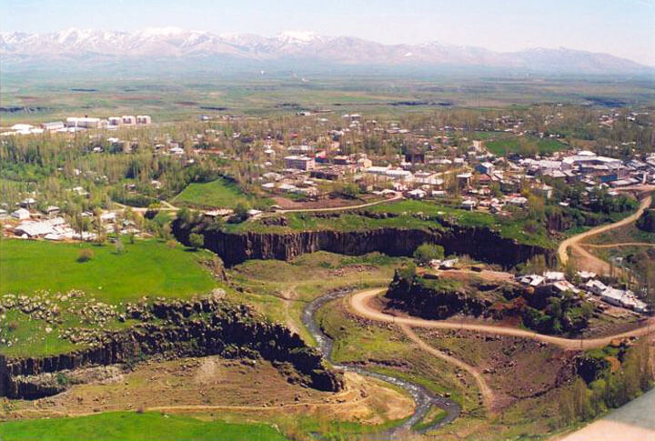 Erzurum İlçesi Hınıs