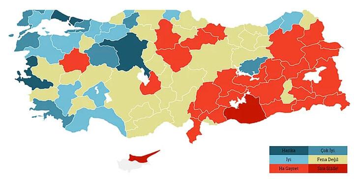 Erzurum Kitap Okuma Verileri