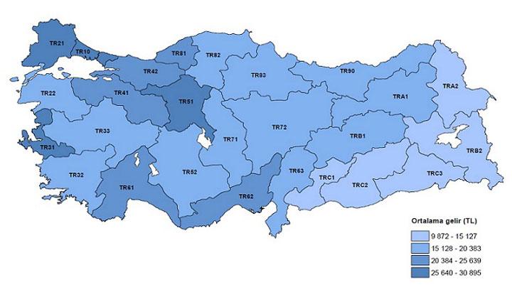 Erzurum Zengin İl Mi?