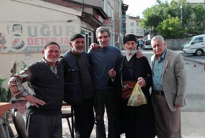 Erzurumlu Dadaş Necati Tutaş