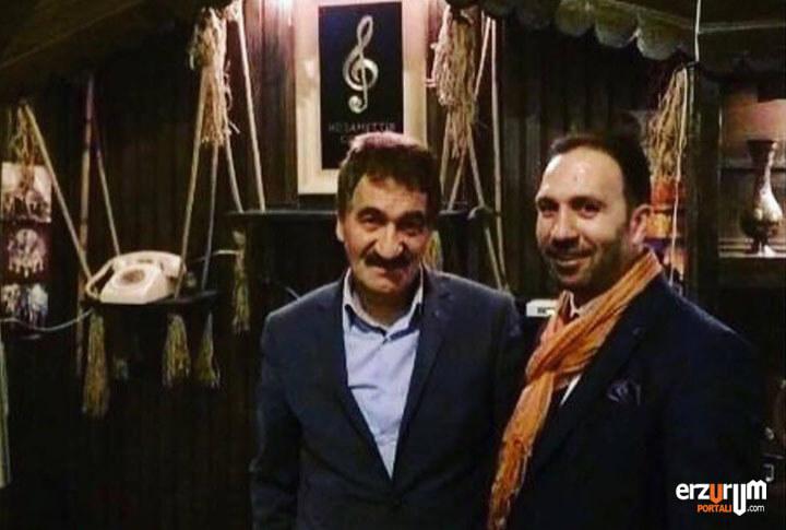 Erzurumlu Sanatçı Hüsamettin Ceylan