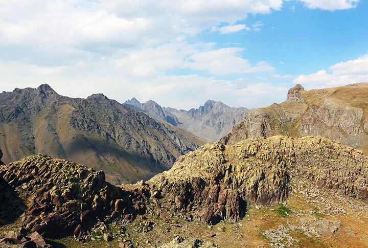 Erzurum İspir Yedigöller