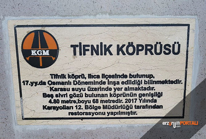 Tivnik Tifnik Köprüsü