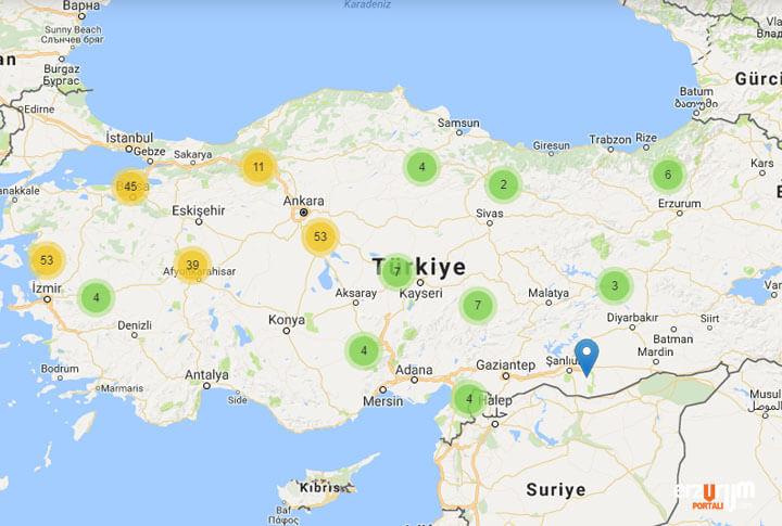 Türkiye kaplıca arama portalı