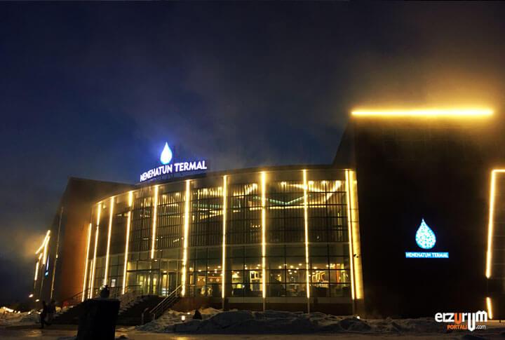 Erzurum Lalezar (Nenehatun) Termal