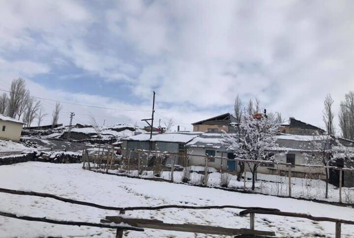 Erzurum'da Bahar