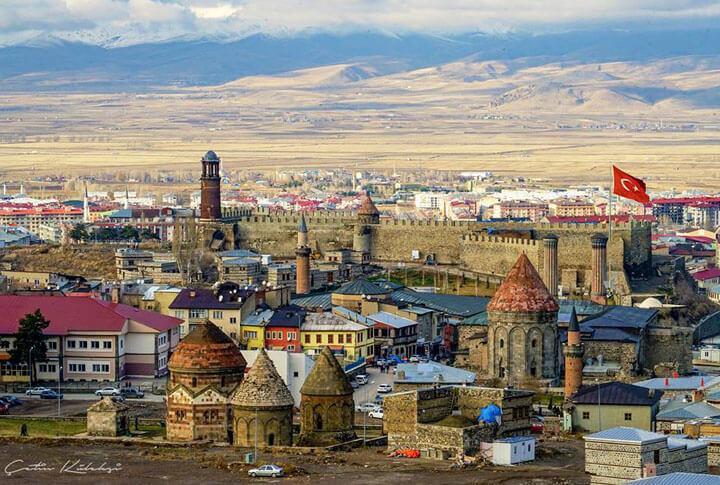 Sömestr Tatili İçin Erzurum
