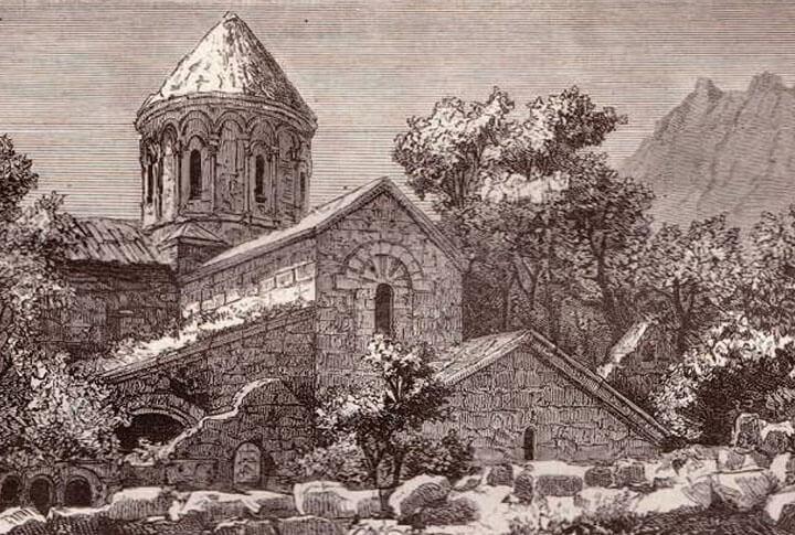 Meryem Ana Kilisesi Hahuli Taş Cami