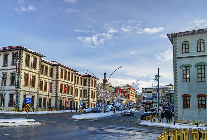 Mavi Beyaz Yakutiye Belediyesi