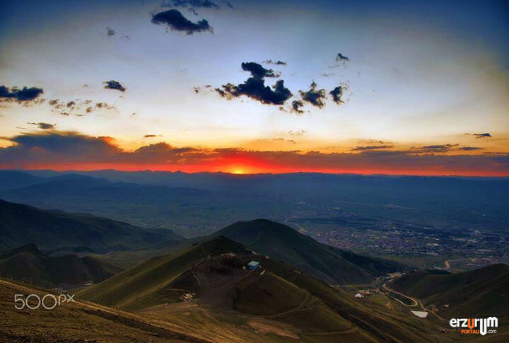 Erzurum Gün Batımı