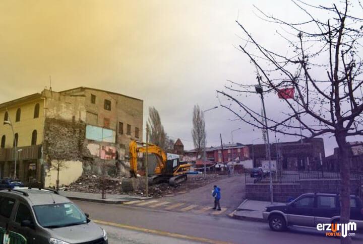 Erzurum Kültür Yolu Projesi Değişimin Adresi