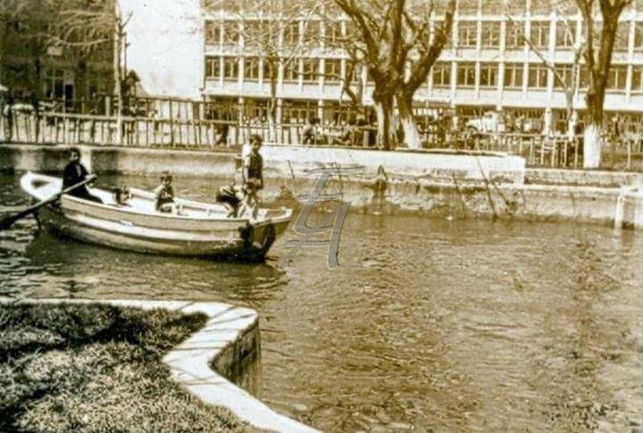 Erzurum'un eski parkı