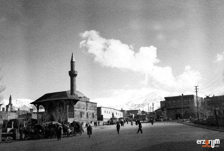 Eski Erzurum İbrahim Paşa Cami