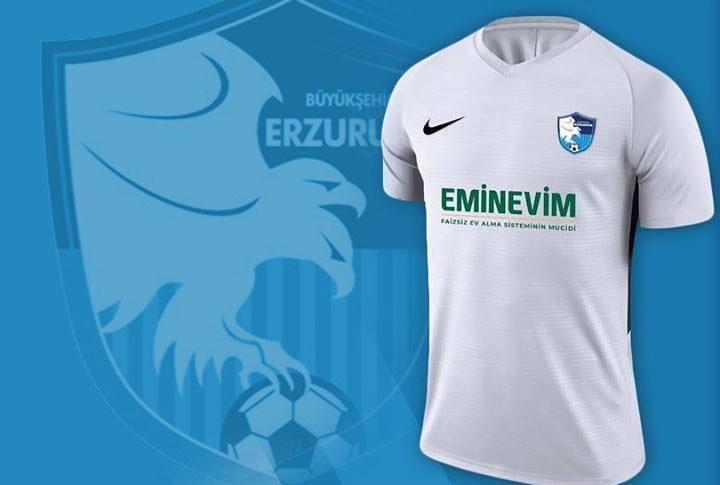 Erzurumspor Göğüs Sponsoru EminEvim