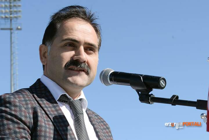 Erzurum İl Sağlık Müdürü Dr. Mahmut Uçar