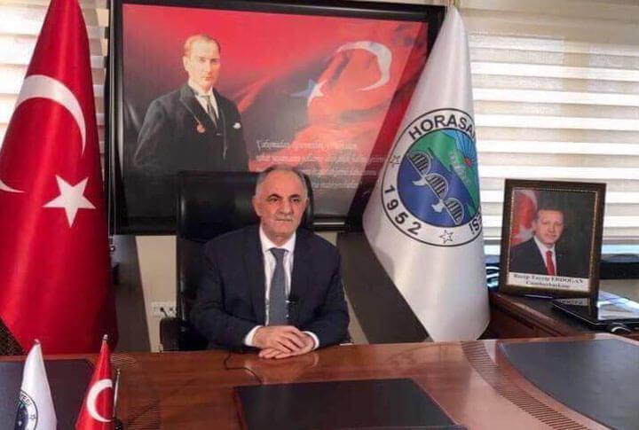 Horasan Belediye Başkan Adayı Abdulkadir Aydın