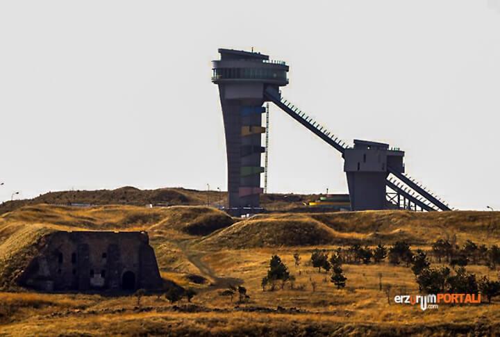 Erzurum Büyük Kiremitlik Tabya
