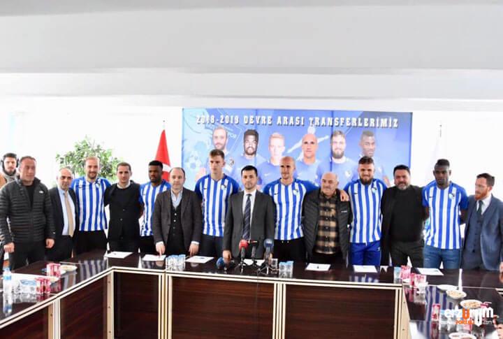 Erzurumspor Ara Transfer