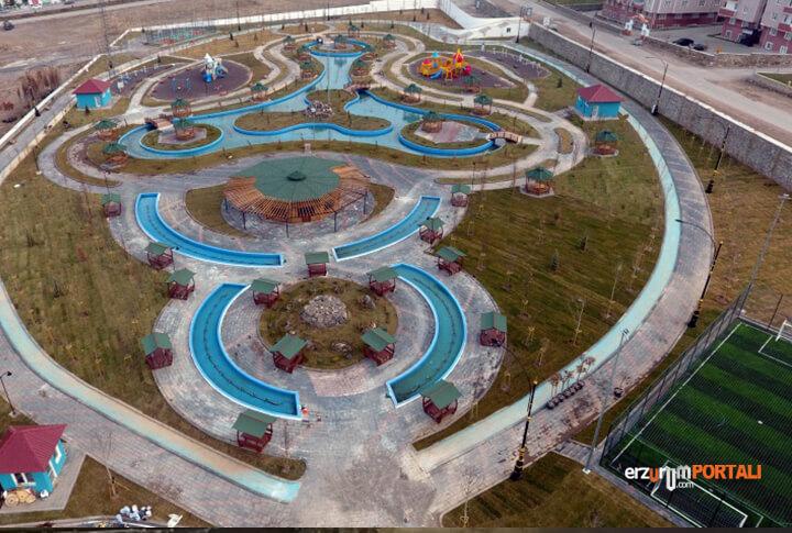 Erzurum'da Değişimin Adresi Hilalkent