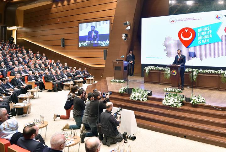 Erzurum İstihdam Seferberliği 2019