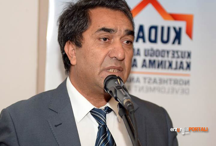 KUDAKA Genel Sekreteri Prof. Dr. Osman Demirdöğen
