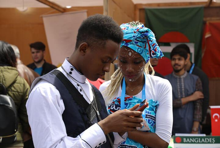 Erzurum Uluslararası Öğrenci Buluşması