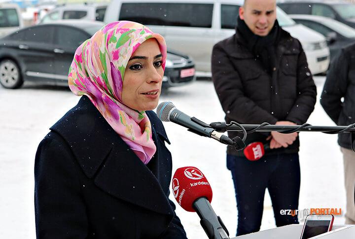 Milletvekili Zehra Taşkesenlioğlu