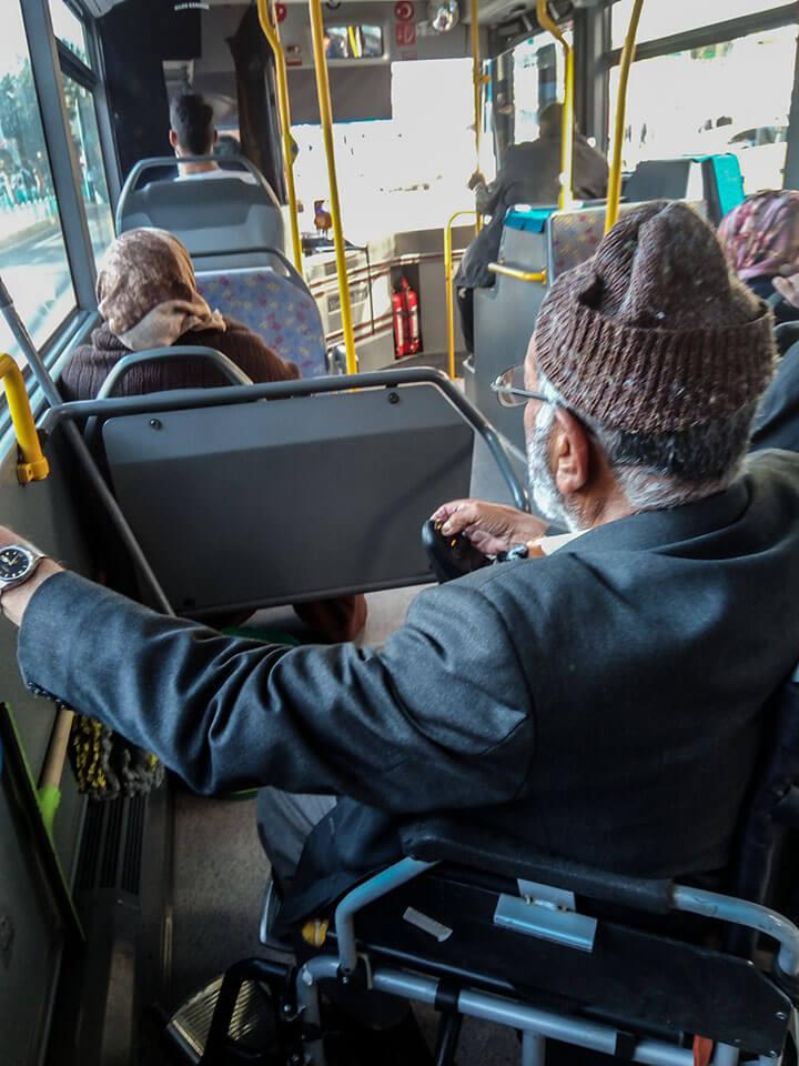 Otobüs Şoförlerinin Davranışları