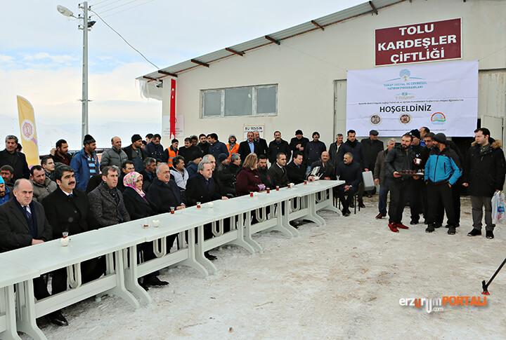 Erzurum'un Mobil Hayvan Hastanesi Var!