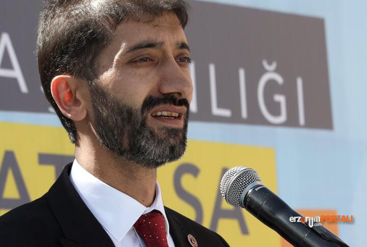 Erzurum Muhtarlar Dernek Başkanı Cemal Korkmaz