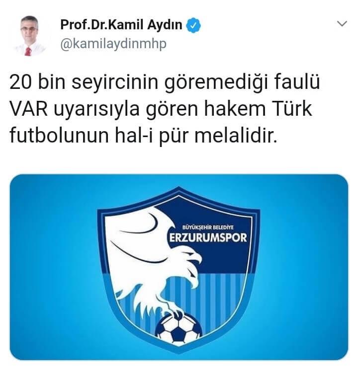 Kamil Aydın Erzurumspor