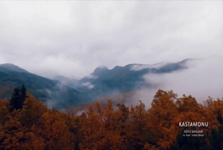 Türkiye'den Eşsiz Manzaraları 36 Drone Pilotu Görüntüledi!