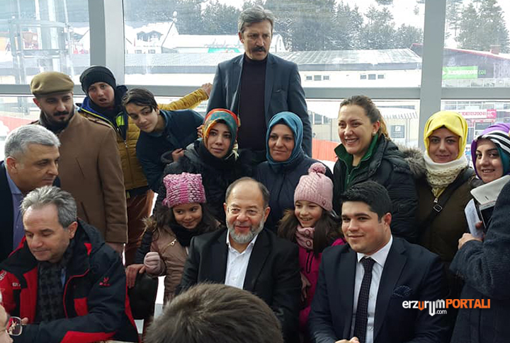 Erzurum Kış Şöleni ve Gençlik Buluşması