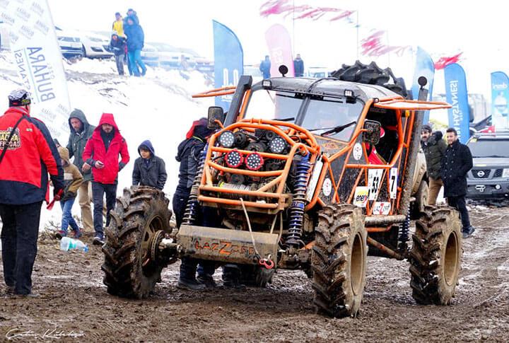 Erzurum Uluslararası Türkiye Off-Road Yarışları