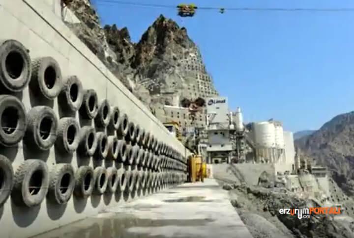 Türkiye'nin En Yüksek, Dünyanın 3. Yüksek Barajında Sona Yaklaşılıyor!