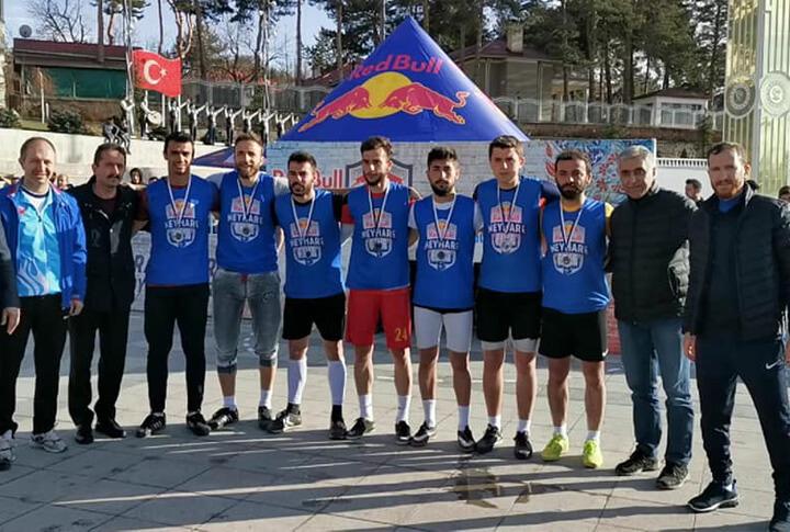 Erzurum Red Bull Neymar Jr's Five